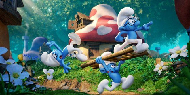 Tóm tắt và review nhanh phim Xì Trum: Ngôi Làng Bí Ẩn (Smurfs: The Lost Village)