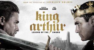 Huyền Thoại Vua Arthur