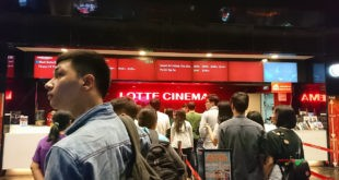 Lotte Cinema Cantavil quận 2