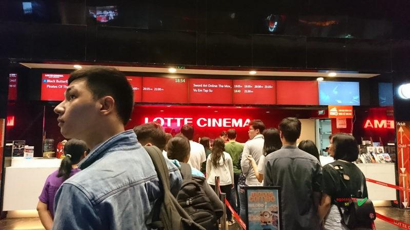 Lotte Cinema Cantavil quận 2