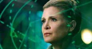 Nữ diễn viên Carrie Fisher đột ngột qua đời vào cuối năm 2016