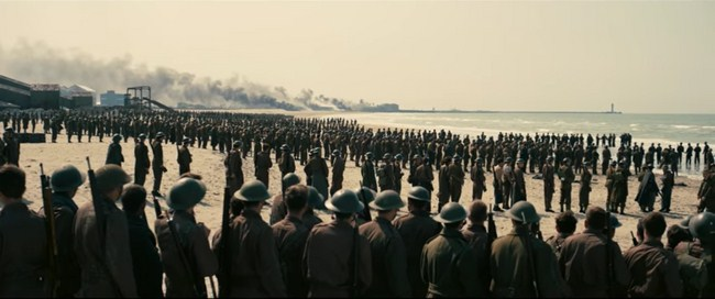 Dunkirk là bộ phim dựa trên sự kiện có thật trong lịch sử