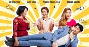 """Review phim Sắc Đẹp Ngàn Cân: Minh Hằng """"cảm nắng"""" Rocker Nguyễn"""
