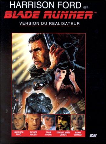 Bìa DVD Blade Runner (1982)