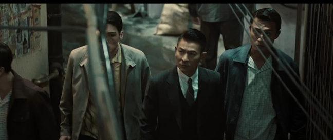 Trùm Hương Cảng - ảnh chụp trailer