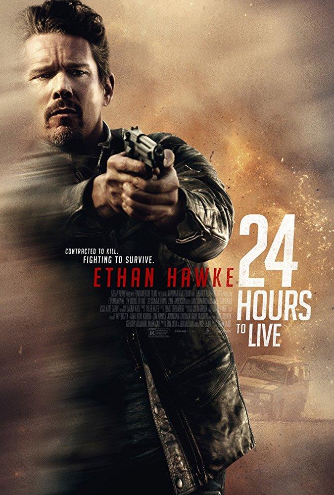24 Giờ Hồi Sinh - poster