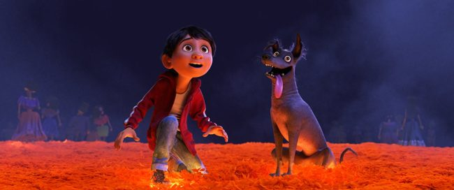 Coco - Miguel bất ngờ khi thấy thế giới của người chết