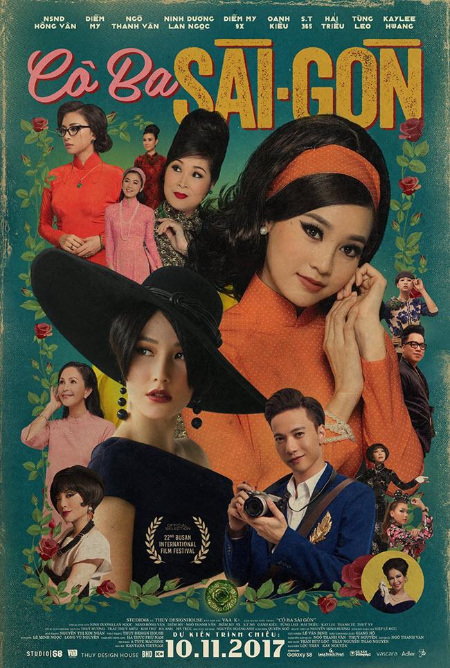 Cô Ba Sài Gòn poster