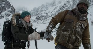Poster The Mountain Between Us - Ben and Alex