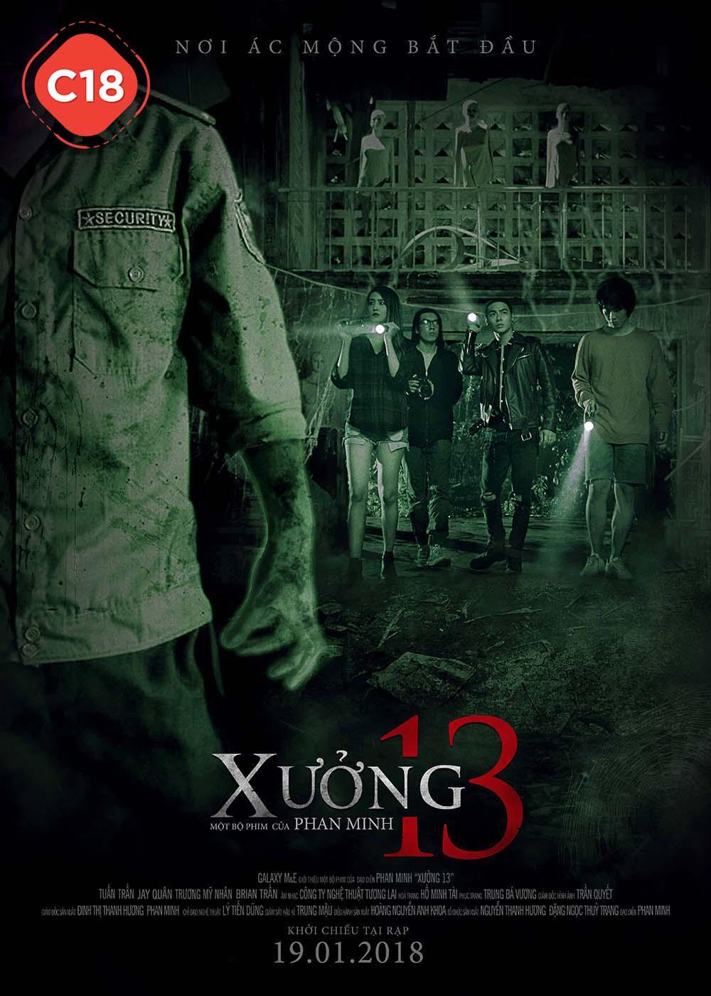 Poster Xưởng 13