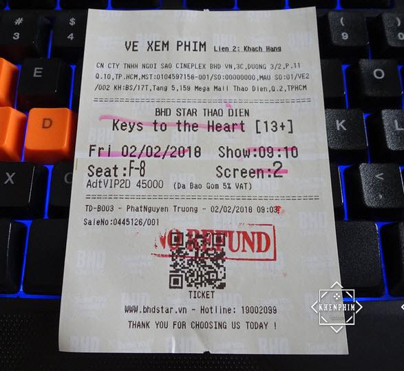 Vé xem phim Xin Chào, Cậu Em Khác Người!