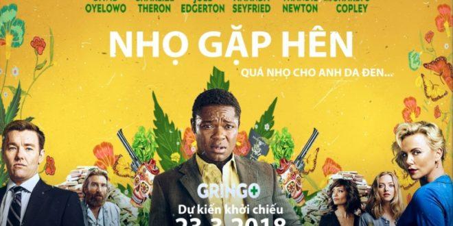 Review phim Gringo (Nhọ Gặp Hên) – Khi cả cuộc đời quay lưng với anh da đen