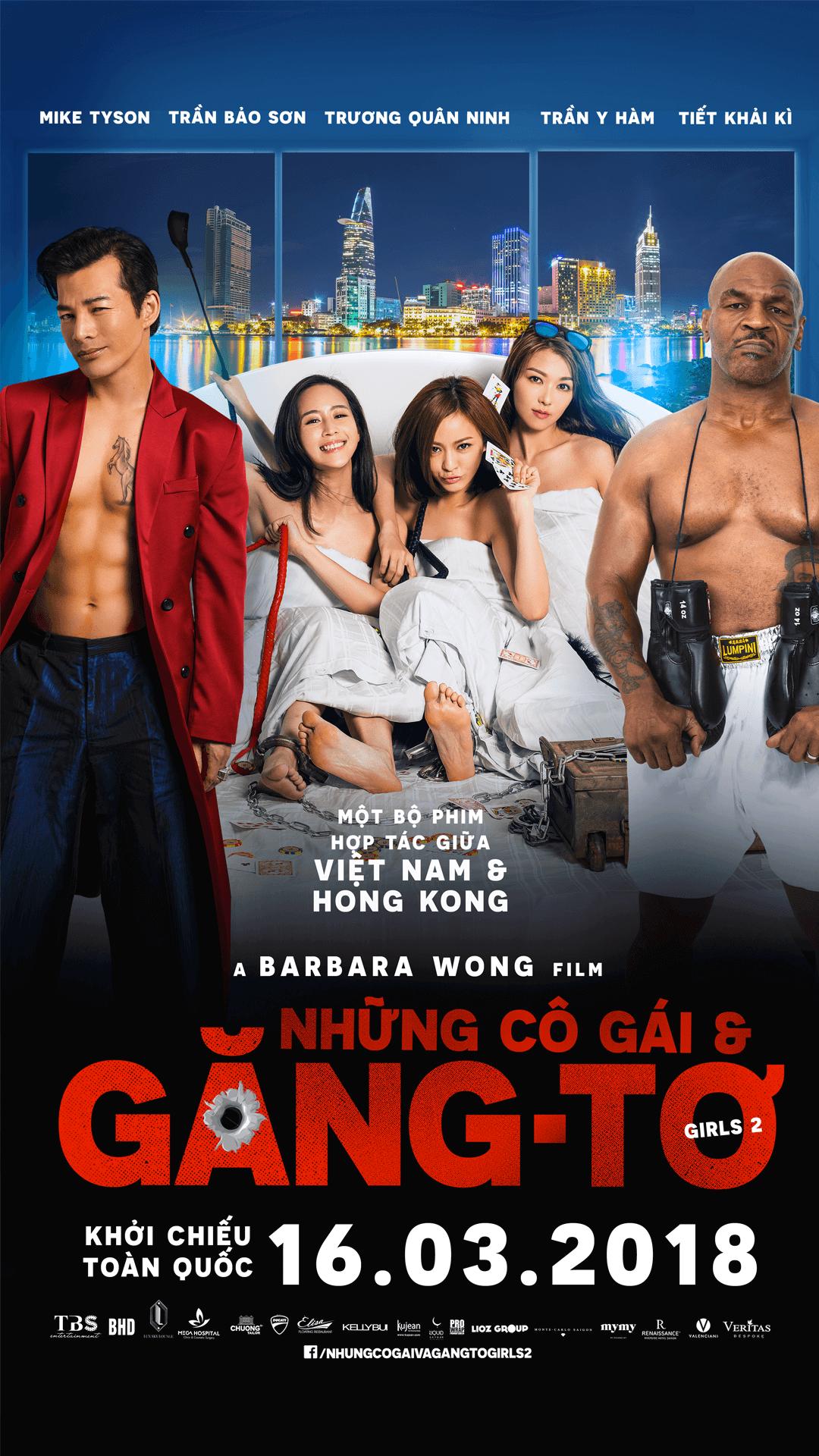 Poster phim Girl 2