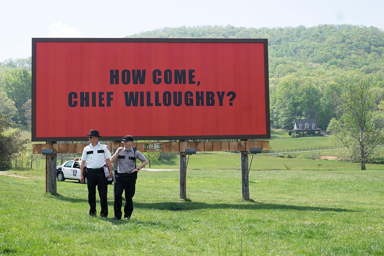 Tấm bảng trong Three Billboards