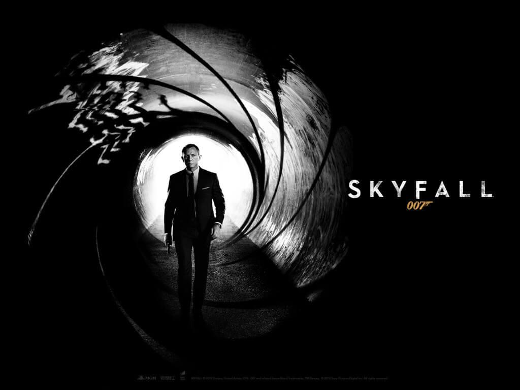 Đặc Vụ Bất Chấp cũng kết thúc với hình ảnh tương tự 007