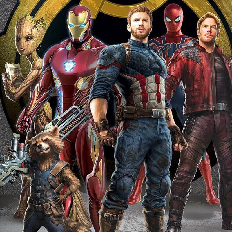 I Am Groot! - Avengers: Infinity War