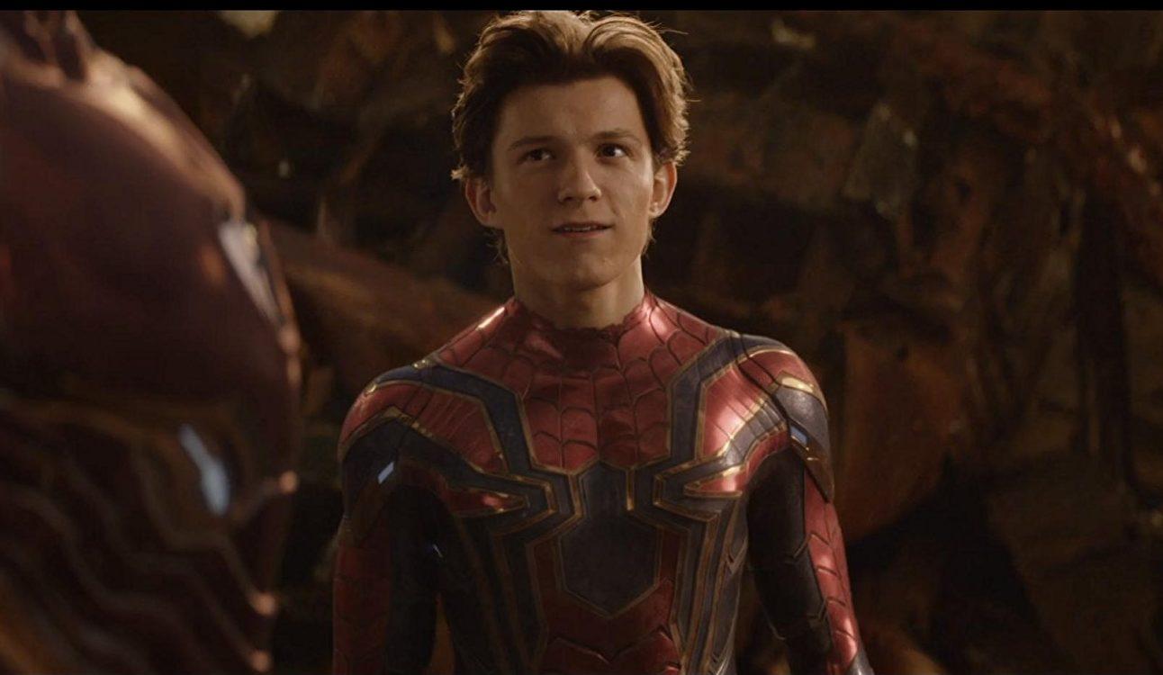 Người Nhện cũng xuất hiện trong Avengers: Infinity War