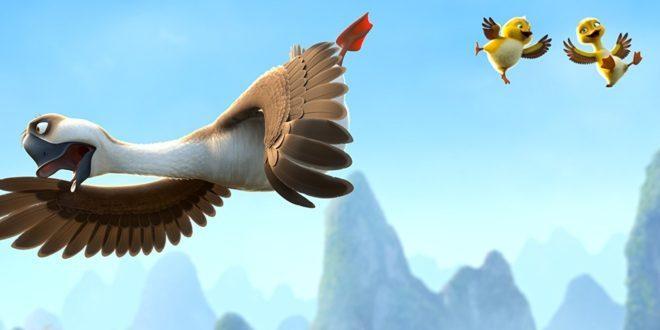 Review phim hoạt hình Ngỗng Vịt Phiêu Lưu Ký: hài hước và tình cảm nhẹ nhàng