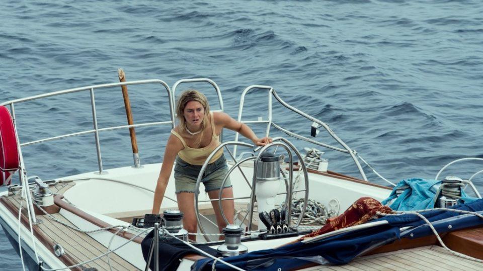 Nữ diễn viên Shailene Woodley trong Giành Anh Từ Biển