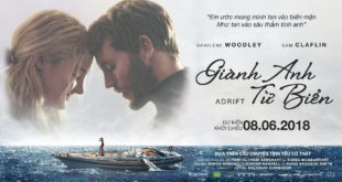 Adrift movie banner