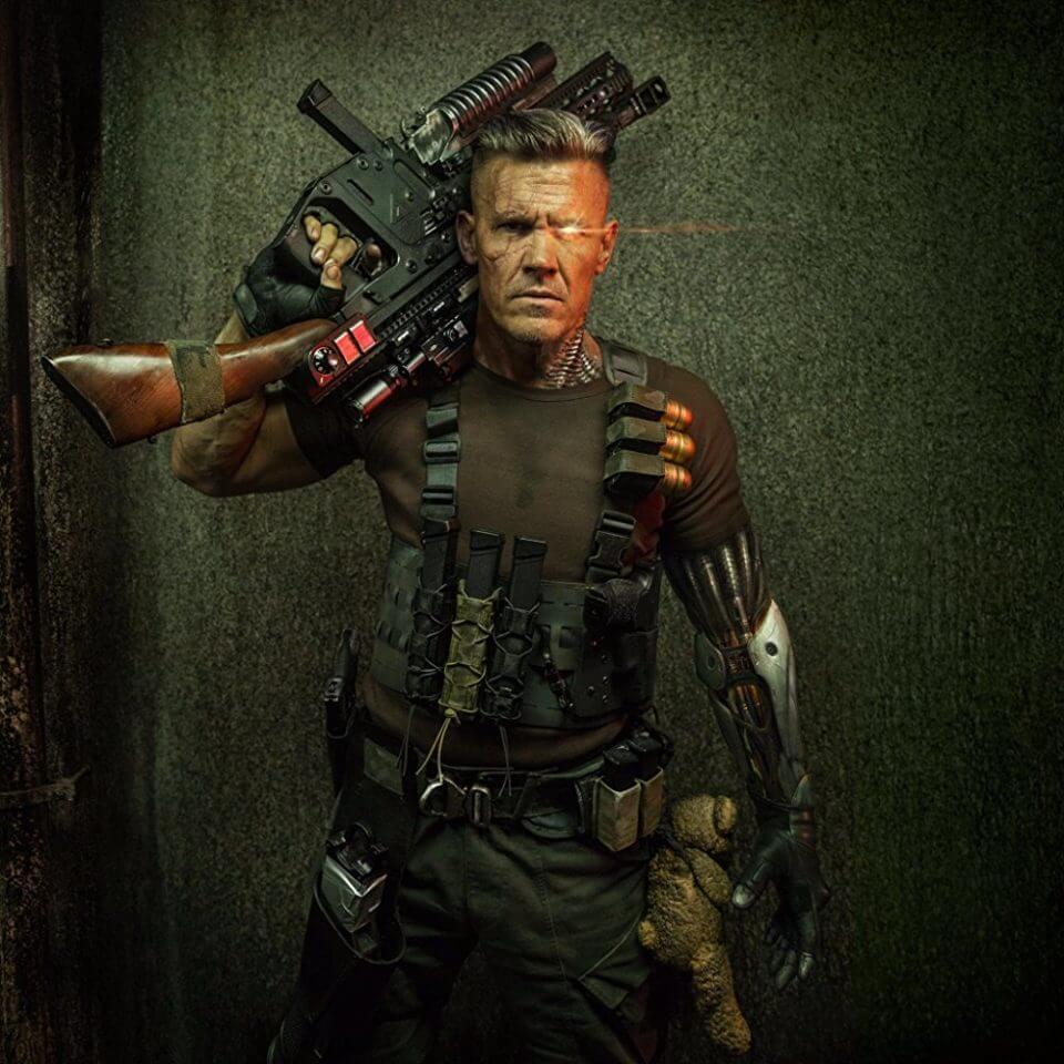 Tên sát nhân Cable trong Deadpool 2