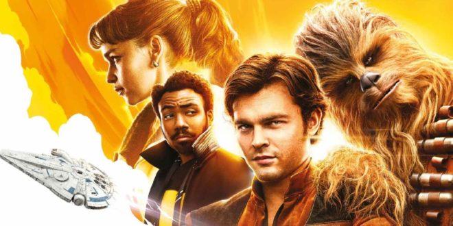 Review phim Solo: Star Wars Ngoại Truyện – nội dung dài lê thê