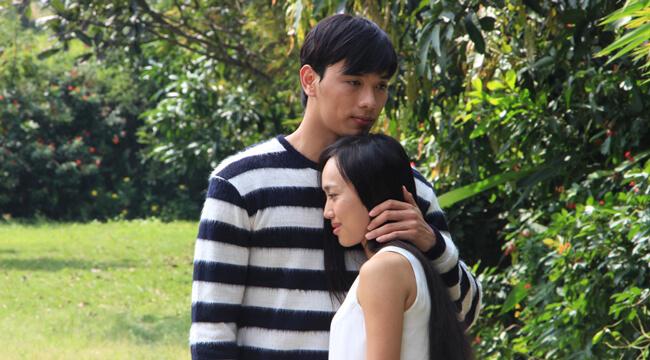 Diệu Nhi cùng bạn diễn Thuận Nguyễn - Yêu Nữ Siêu Quậy