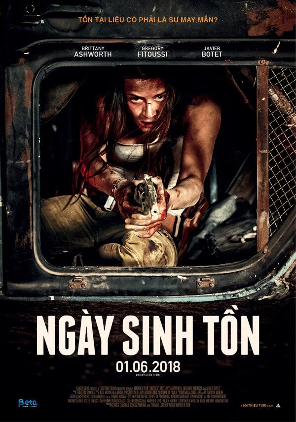 Poster phim Ngày Sinh Tồn