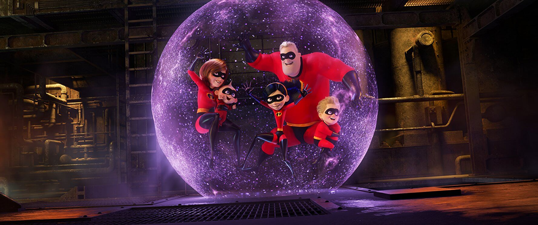 Gia đình siêu nhân 2 - Incredibles 2