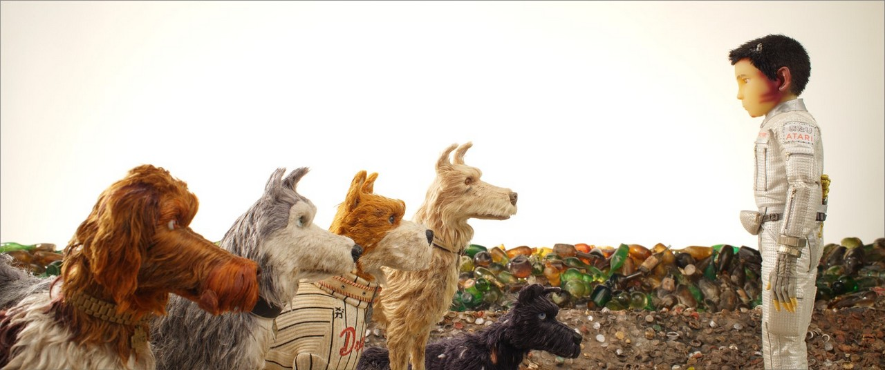 Atari - Isle of Dogs