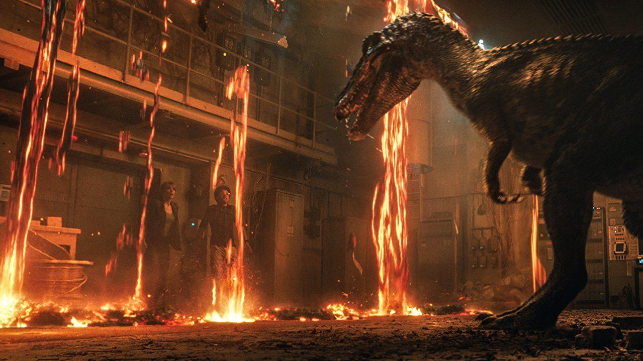 Nham thạch - Jurassic World 2