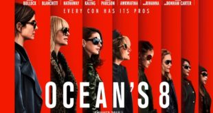 Ocean's 8 banner