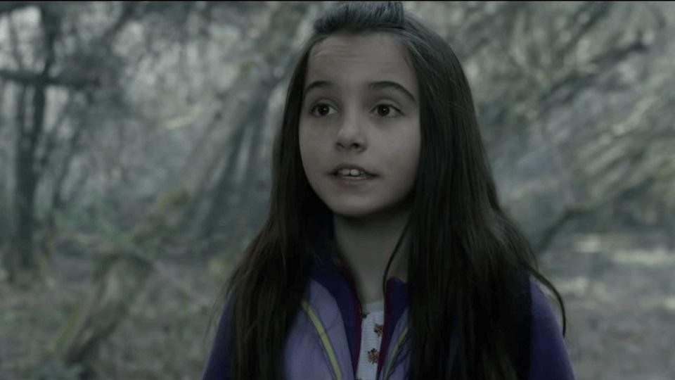 Nhân vật Olivia trong phim Đứa Trẻ Bị Nguyền
