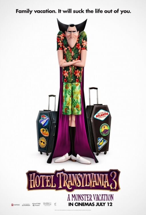 Poster phim Khách Sạn Huyền Bí 3