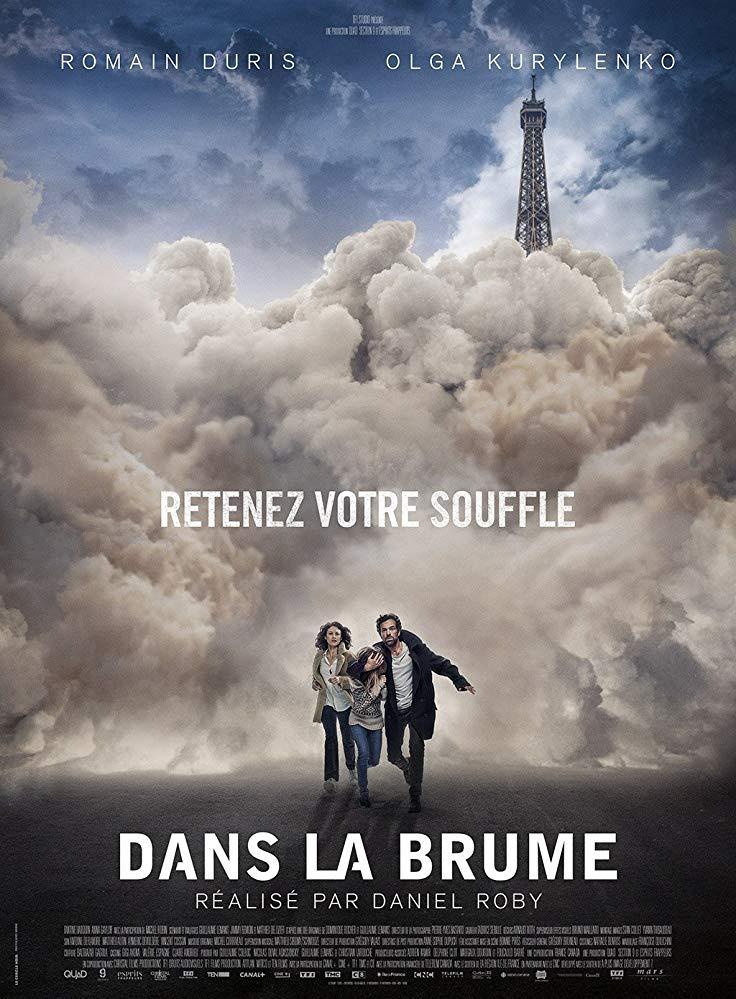 Poster gốc của phim Màn Sương Chết