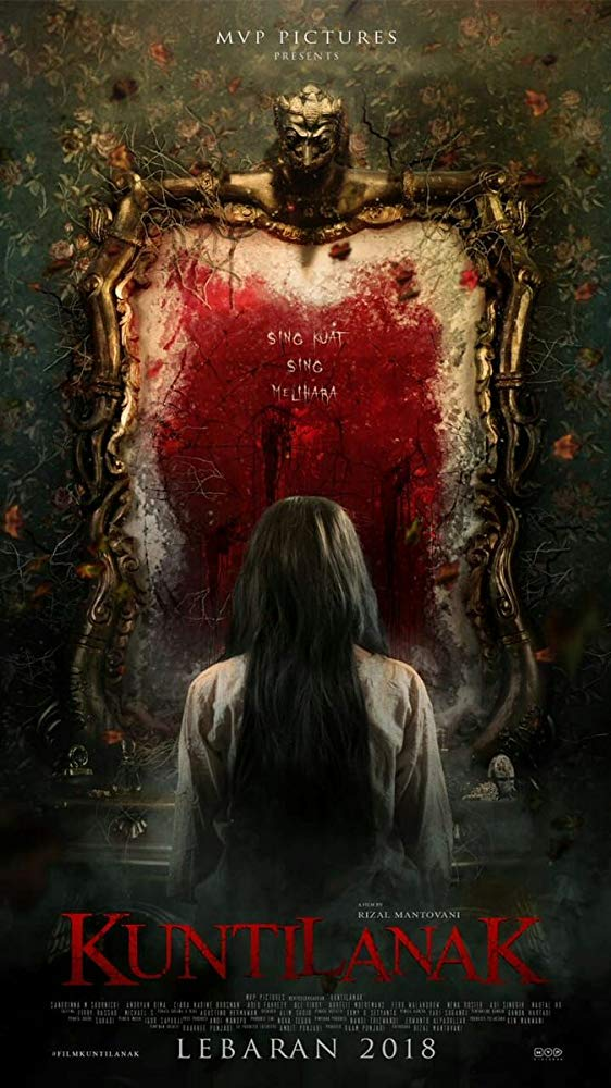 Poster phim Ma Gương - Kuntinalak