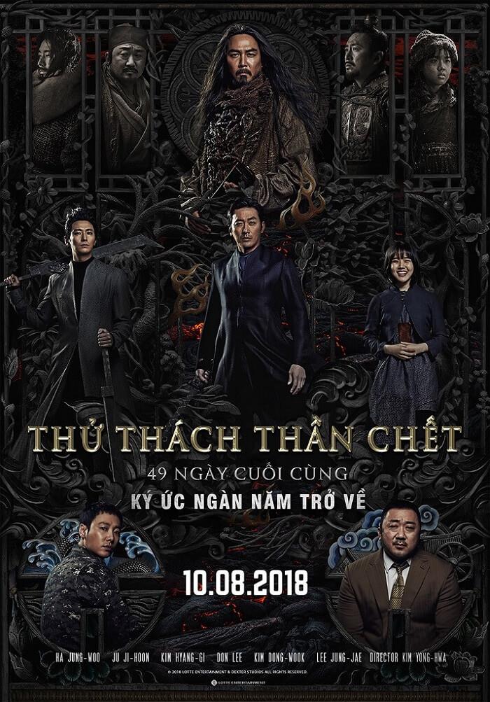 Poster phim Thử Thách Thần Chết 2: 49 Ngày Cuối Cùng