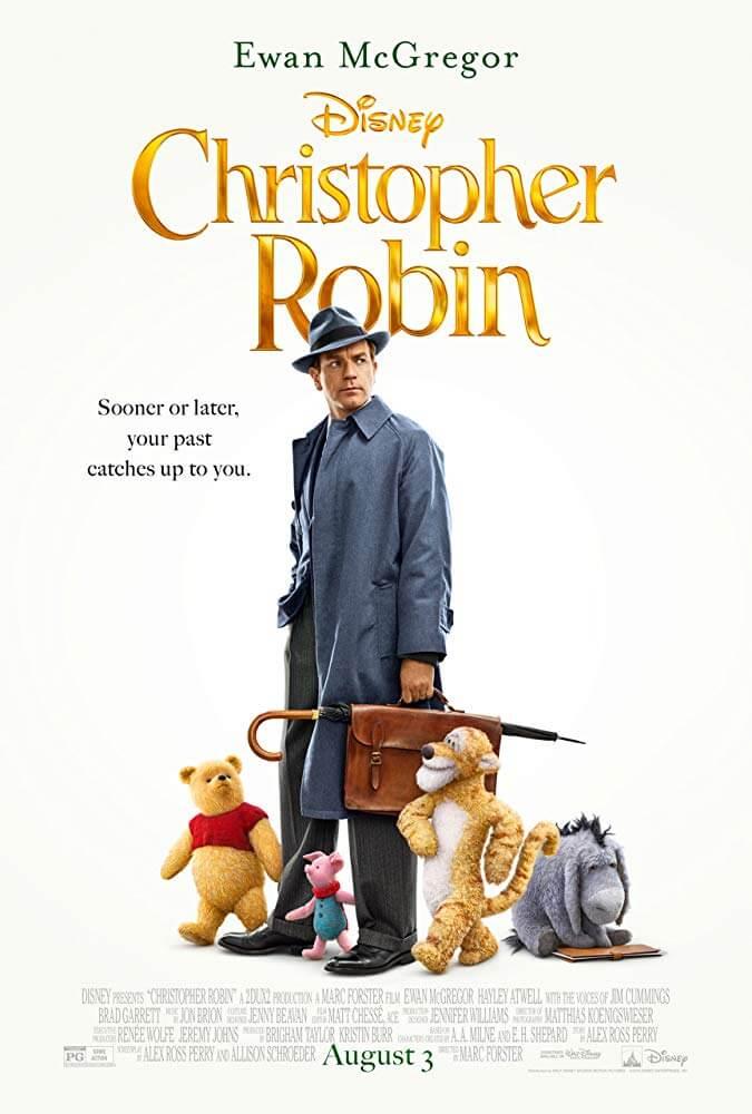 Poster phim Christopher Robin