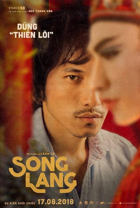 Liên Bỉnh Phát đã diễn tốt cảm xúc nhân vật Dũng - Song Lang