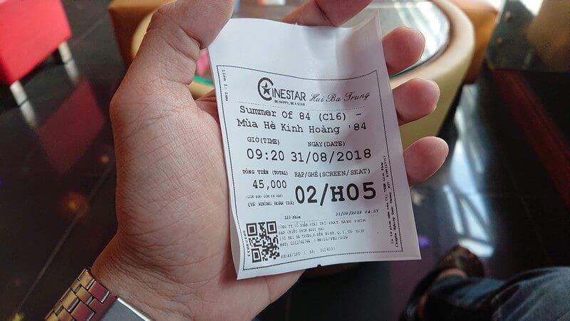 Vé xem phim Summer of 84 (Mùa Hè Kinh Hoàng '84)