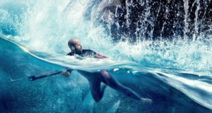 The Meg (Cá mập siêu bạo chúa) banner