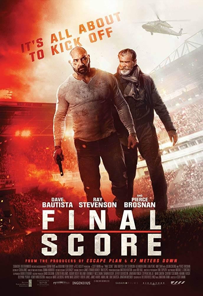 Poster Final Score (Trận Bóng Kinh Hoàng)