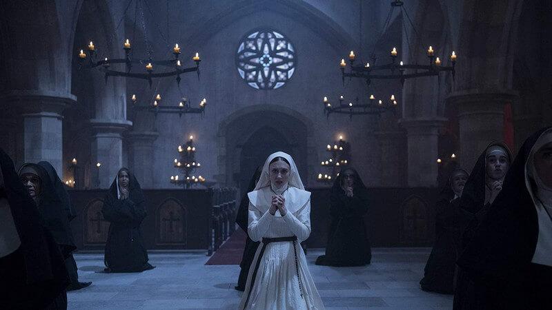 Cầu nguyện là cách duy nhất để thoát khỏi ác quỷ đội lốt sơ? - The Nun