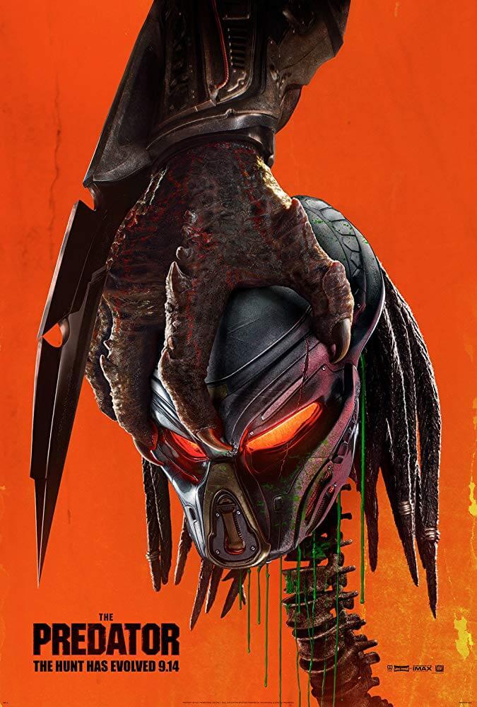 Poster phim Quái Thú Vô Hình (The Predator)