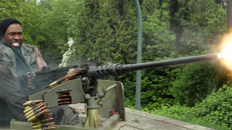 Liệu những khẩu súng như thế này có tiêu diệt được quái thú vô hình?