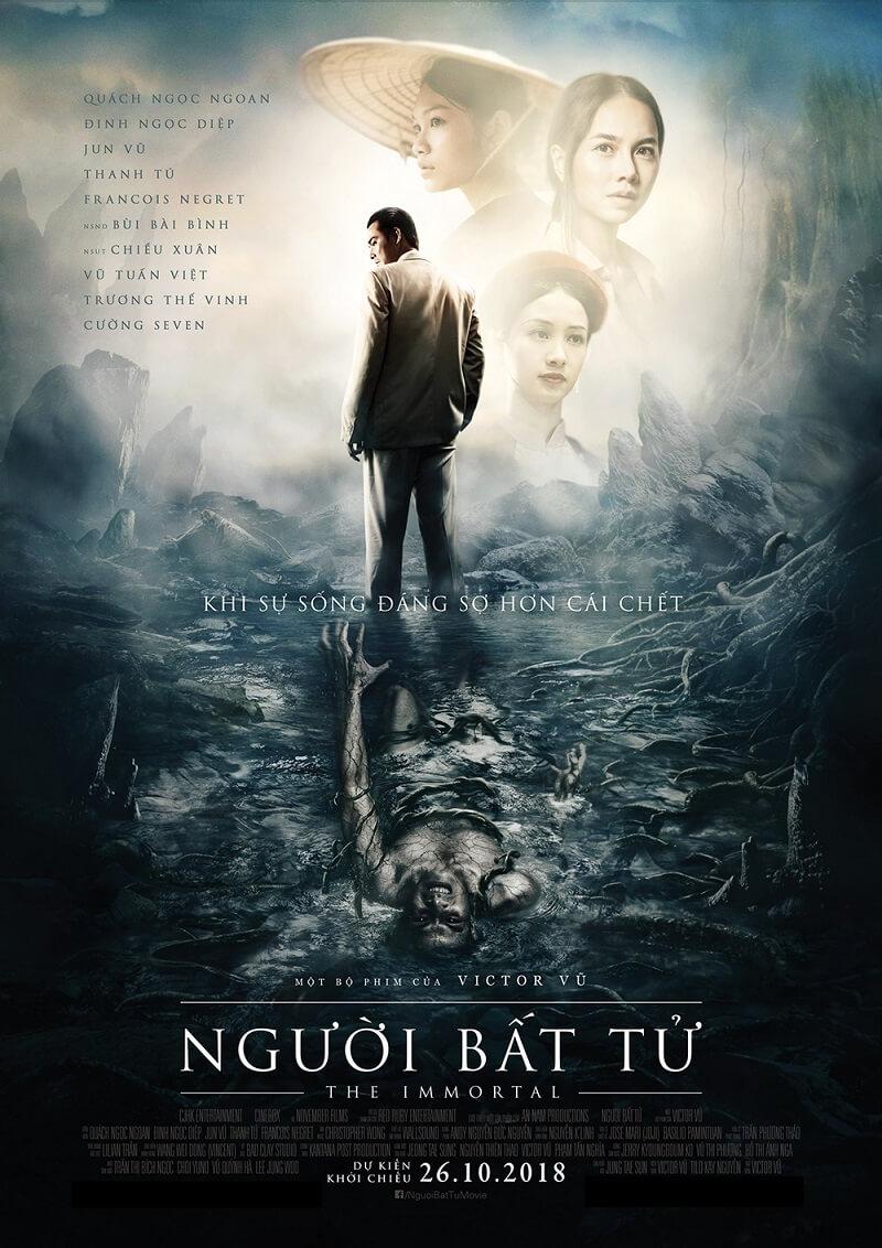 Poster phim Người Bất Tử