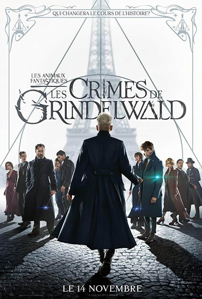 Poster phim Fantastic Beasts 2