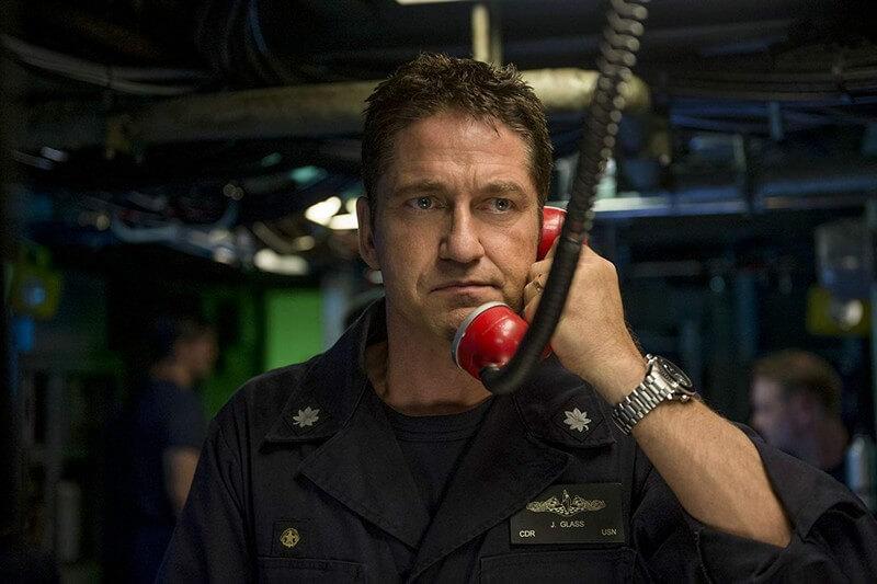 """Diễn viên Gerard Butler có vẻ rất hợp vào các vai """"anh hùng giải cứu"""" Hunter Killer (Mật Vụ Giải Cứu) - Hunter Killer (Mật Vụ Giải Cứu)"""