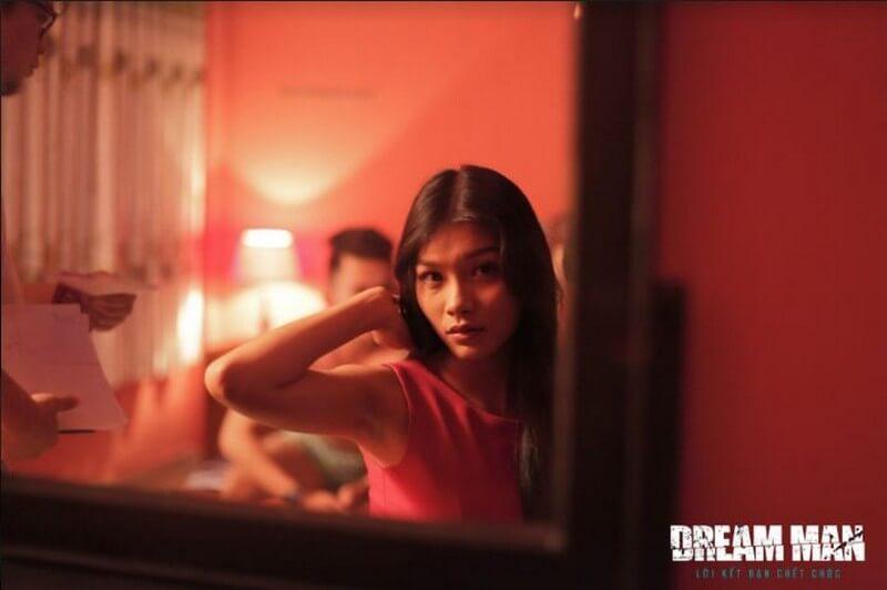 Thanh Tú vào vai một cô gái đanh thép - Lời Kết Bạn Chết Chóc (Dream Man)