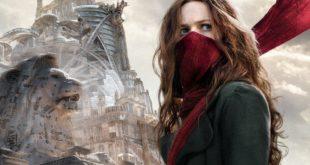 Banner phim Mortal Engines (Cỗ Máy Tử Thần)